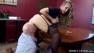 Brazzers Gorgeous Nicole Aniston A Union Nutbuster sex with boss wife