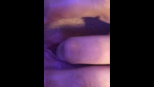 Fingering my Tight Pussy Close up