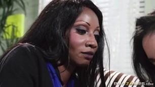 Diamond Jackson Trinity StClair Mom Catches The Babysitter fuck my boyfriend video