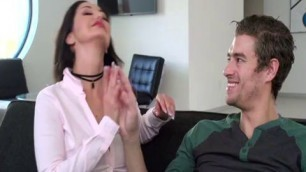 Attractive Brunette Ava Addams In Mom Hands Off My Boyfriend