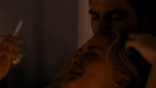 Radha Mitchell nude sex in the clip Feast of Love 2007