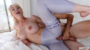 Horny Blonde Milf Brandi Love Like A Good Neighbor Bang Her Down There MilfBody