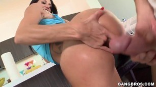 Delightful Woman Ava Addams gets her ass pounded
