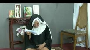 Ariella Ferrera The Good Nun 2