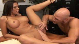 Insatiable Female Rachel Starr Large and in Charge