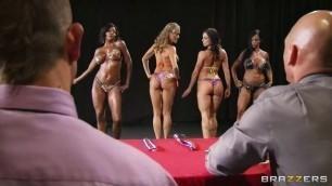Kendra Lust Diamond Jackson Johnny Sins Bill Bailey Jewels Jade Brandi Love Miss Titness America fuck me hard with your big cock