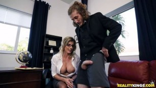 Cory Chase & Abella Danger anal sex in stockings Mind Fuck Dicknosis