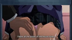 HENTAI FATHER AND Big Boobs DAUGHTER TABOO
