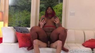 Victoria Cakes very big breast WeFuckBlackGirls