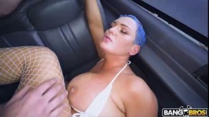 BangBros Delightful Woman Kaden Kole Fucking Before The Rave BangBus