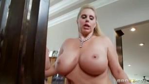 Karen Fisher Sammy Brooks hot chick in action milf swap