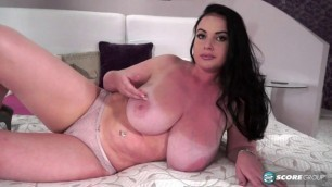 PornMegaLoad Busty Brunette Tina Lee [Hourglass Perfection]