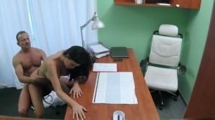Jasmine Jae fucked in the office