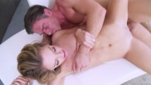 Kimmy Granger fucks 42 year old lover Blondes Blowjobs All