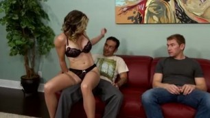 My Three Sons All Sex Oral Big Tits Anal DP Incest Cory Chase
