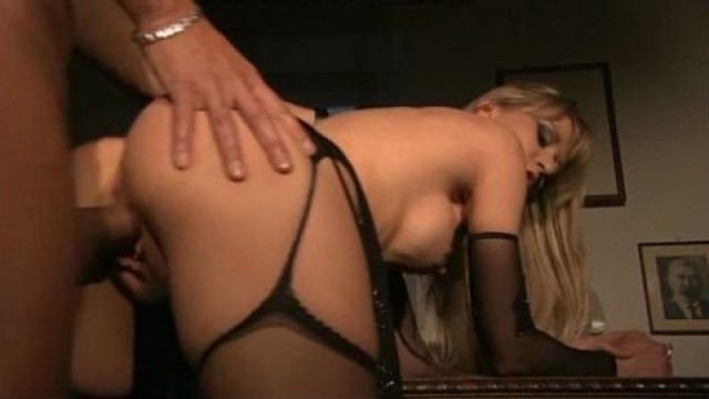 Bambola Teased By Three Men