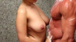 Katrina Jade Two For One All Sex Massage Oiled Threesomes hottest porn