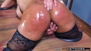 Sexy Bridgette B fuck Rough gonzo Sex