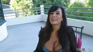 Lisa ann throated