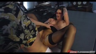 Back In Time A XXX Parody Parody All Sex Anal Stockings Cathy Heaven Alyssa Divine Its 2015 and in the small town of England