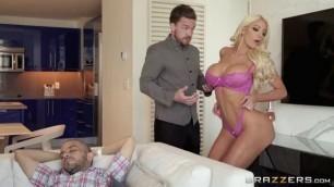 Mrs Sheas Sexual Room Service big tited blond Nicolette Shea Kyle Mason