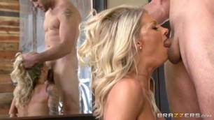 Synthia Fixx The Milf In The Mirror HD Milfs Like It Big brazzers porn