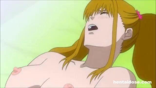 Hentai girl masturbation