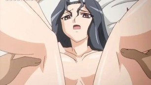 Curvy Naked Anime Hottie Gets Pussy Pounded Hard toon cartoon animation japanese porn