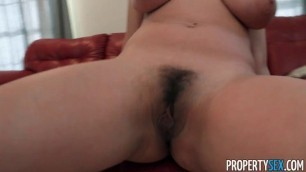 PropertySex Ella Knox Trying Out The Agent incredible porn