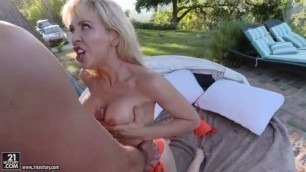 Clubsandy Sextury Cherie Deville Daddys New Wife Wives Sucking Strangers