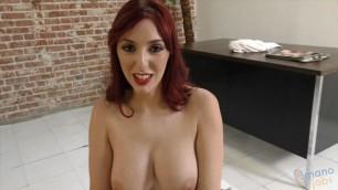 redhead juicy tits whore lauren phillips do titsjob fabulous cash new