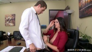 hd video mature mom alison tyler rough pounding huge cock on table brazzers