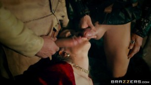 Zzseries Ella Hughes Rebecca Moore Queen Of Thrones Part 4 Good Morning Handjob