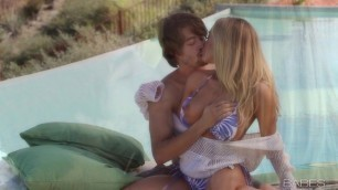 Babes Nicole Aniston Poolside Story Index Ofs Sex