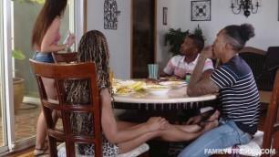 Wet And Pink Adriana Maya Misty Stone Family Betrayals
